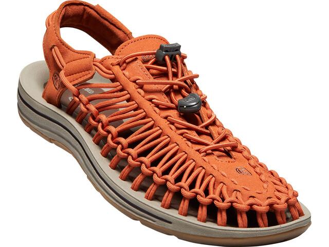 Keen Uneek Sandals Men Potters Clay/Mulch